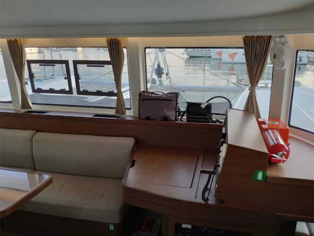 Katamaran mit oder ohne Skipper Lagoon mieten in Prevesa