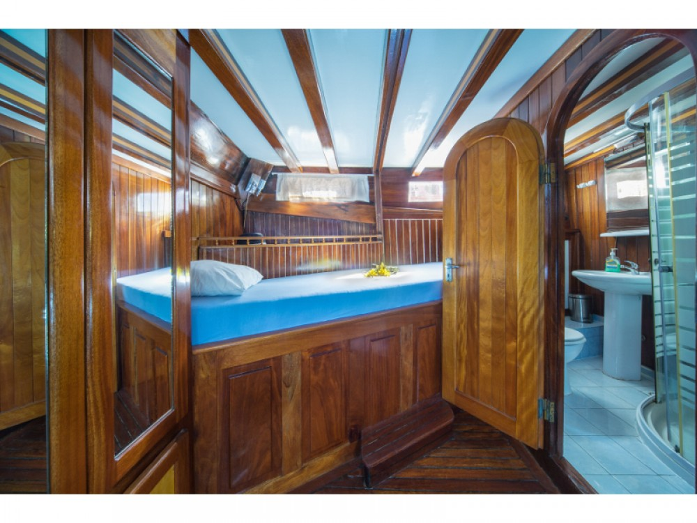 Yacht-Charter in Stobreč -  Gulet auf SamBoat