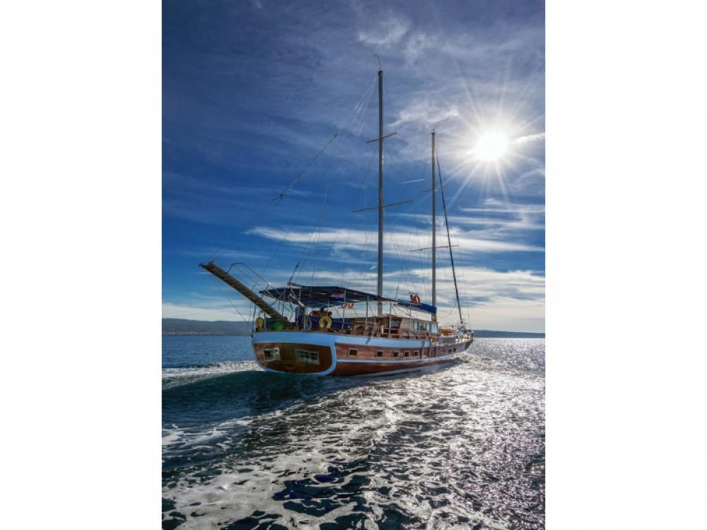Segelboot mit oder ohne Skipper  mieten in Stobreč