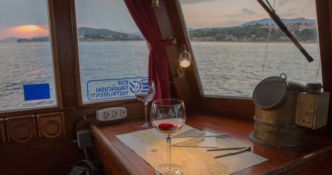 Motorboot mieten in Split -  Classsic dalmatian boat