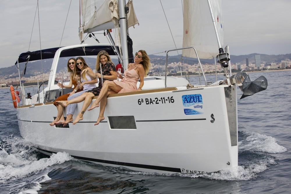 Bootsverleih Bénéteau Beneteau Oceanis 38 Barcelona Samboat