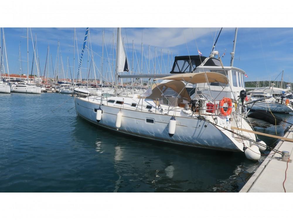 Segelboot mieten in Pirovac - Bénéteau Oceanis 423
