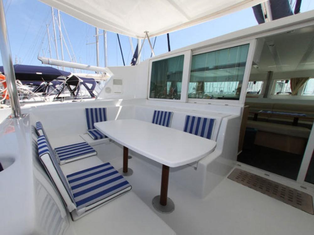 Bootsverleih Lagoon Lagoon 420 Kontokali Samboat