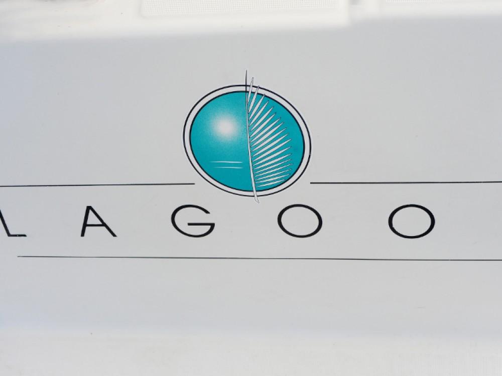 Lagoon Lagoon 420 zwischen Privatpersonen und professionellem Anbieter Kontokali