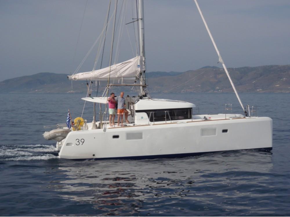 Katamaran mit oder ohne Skipper Lagoon mieten in Marina Alimos