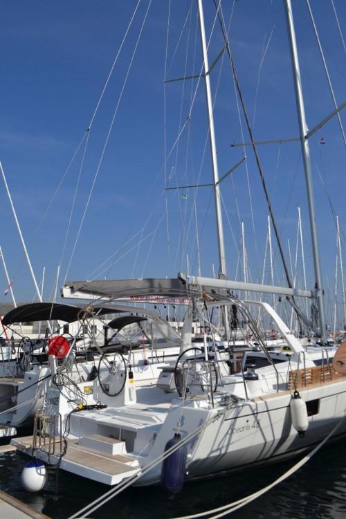Segelboot mieten in Trogir - Bénéteau Oceanis 48