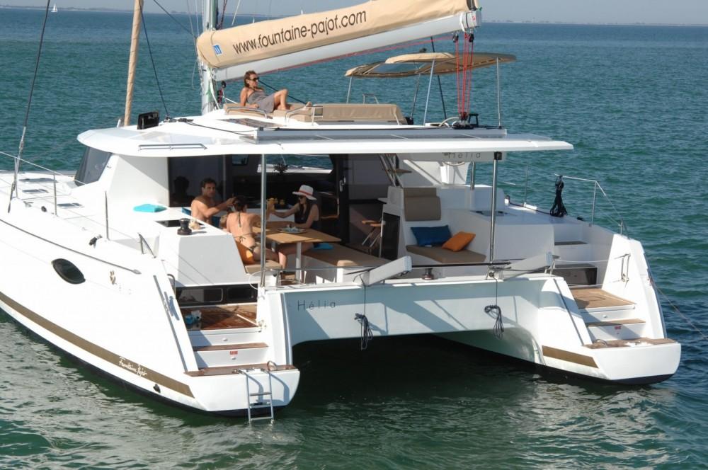 Yacht-Charter in Torrevieja - Fountaine Pajot Helia 44 auf SamBoat