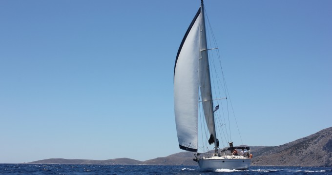 Segelboot mieten in Préveza - Jeanneau Sun Odyssey 52.2