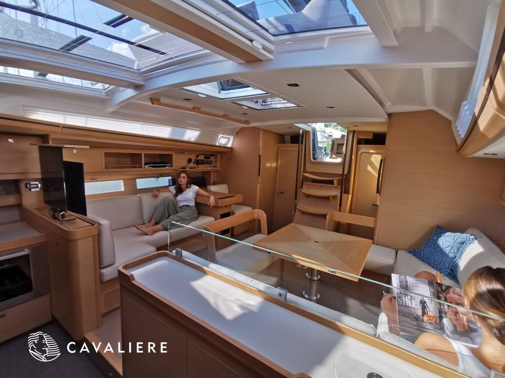 Dufour Dufour 56 Exclusive zwischen Privatpersonen und professionellem Anbieter Castellammare del Golfo
