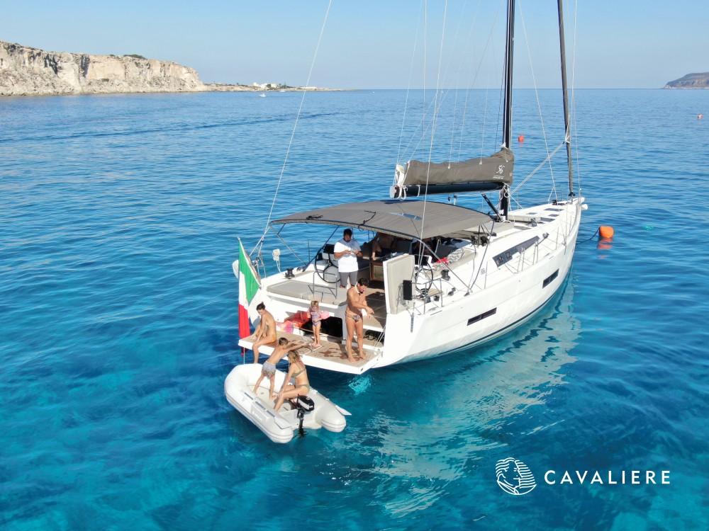 Segelboot mieten in Castellammare del Golfo zum besten Preis