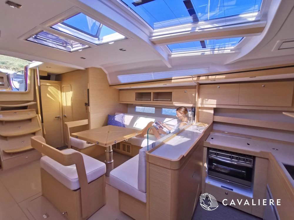 Segelboot mit oder ohne Skipper Dufour mieten in Castellammare del Golfo
