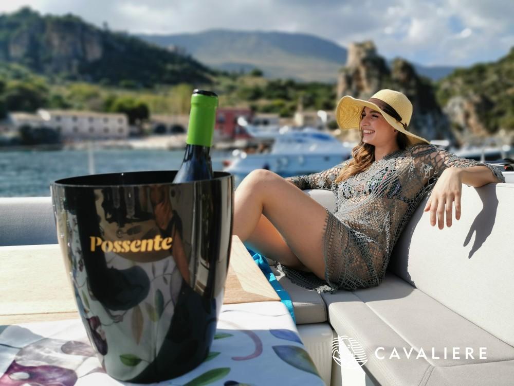 Bootsverleih Castellammare del Golfo günstig Dufour 56 Exclusive