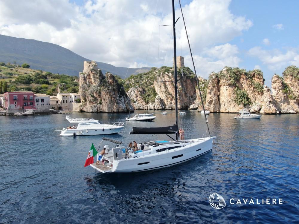 Bootsverleih Dufour Dufour 56 Exclusive Castellammare del Golfo Samboat