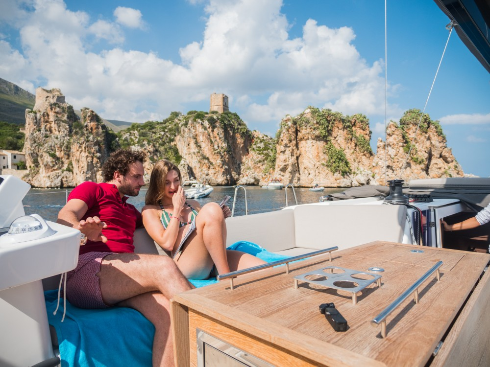 Yacht-Charter in Castellammare del Golfo - Dufour Dufour 56 Exclusive auf SamBoat
