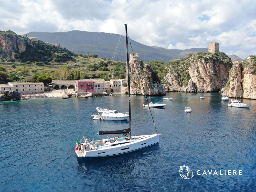 Segelboot mieten in Castellammare del Golfo - Dufour Dufour 56 Exclusive