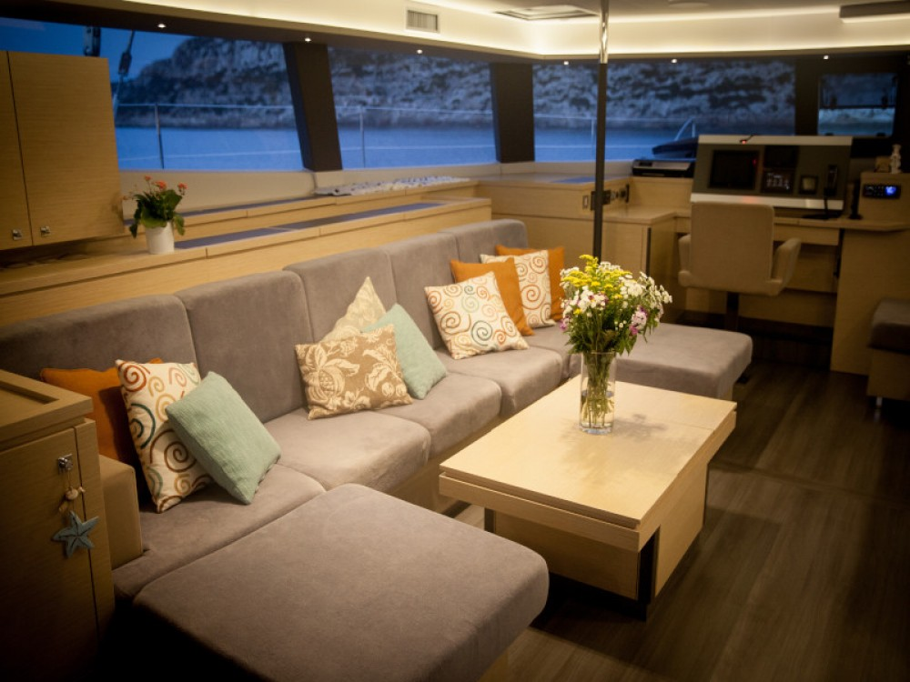 Yacht-Charter in  - Fountaine Pajot Victoria 67 auf SamBoat