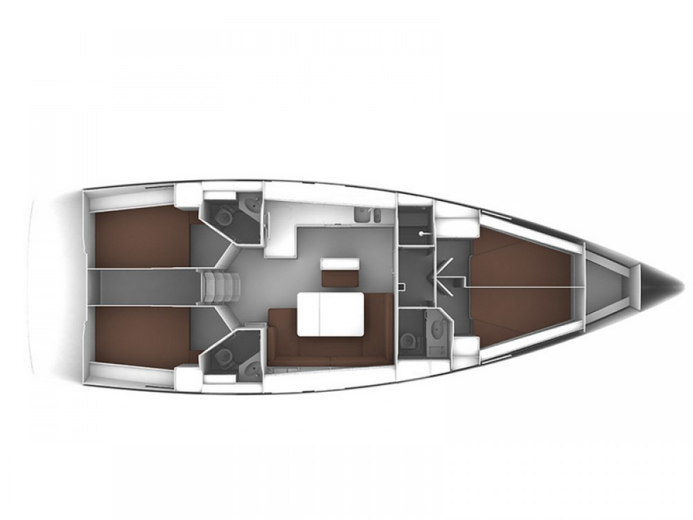 Bootsverleih Bavaria Bavaria Cruiser 46 Arrecife Samboat