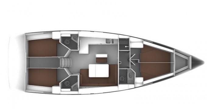 Ein Bavaria Cruiser 46 mieten in Lanzarote