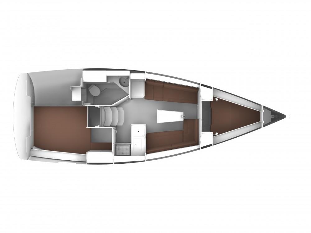 Bootsverleih Krk günstig Bavaria Cruiser 33