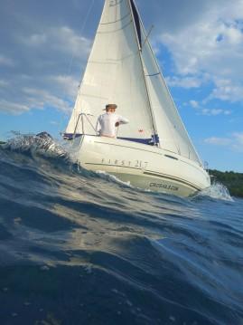 Segelboot mieten in Split - Bénéteau First 21.7