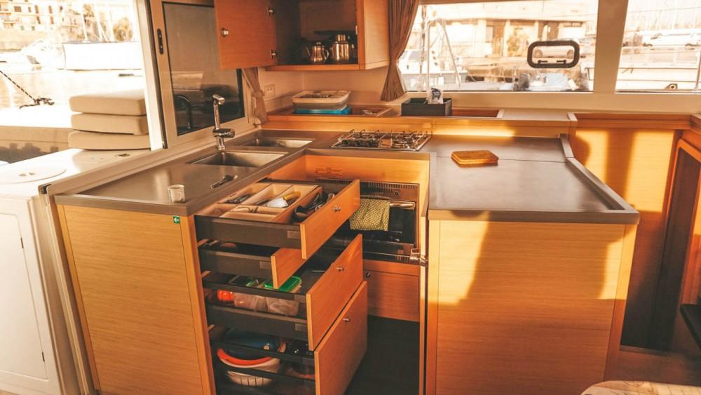 Katamaran mit oder ohne Skipper Lagoon mieten in Nettuno