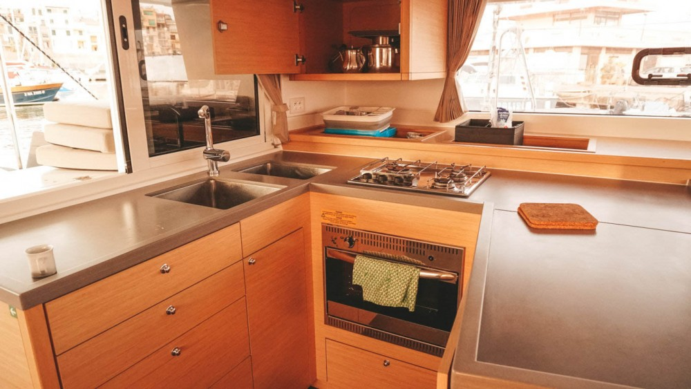 Yacht-Charter in Nettuno - Lagoon Lagoon 450 auf SamBoat