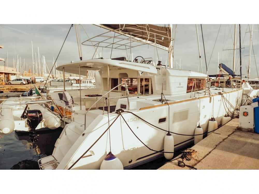 Bootsverleih Nettuno günstig Lagoon 450