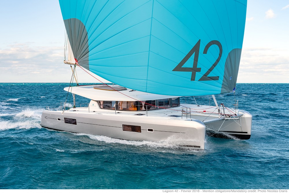 Katamaran mit oder ohne Skipper Lagoon mieten in Lefkada