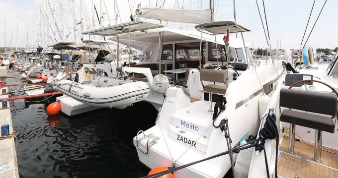 Bootsverleih Nautitech Nautitech 46 Pula Samboat