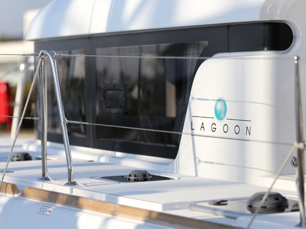 Bootsverleih Lagoon Lagoon 39 Sukošan Samboat