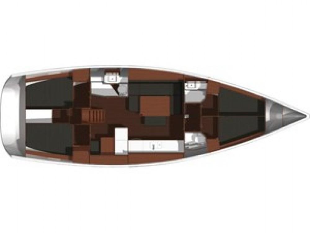 Bootsverleih Dufour Dufour 445 GL Nettuno Samboat
