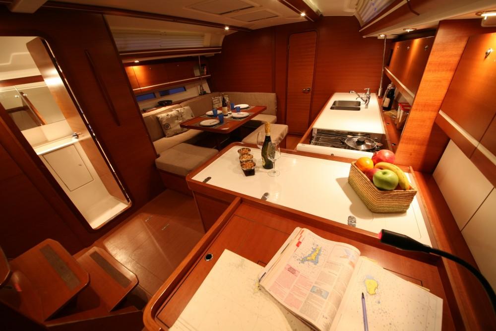 Yacht-Charter in Nettuno - Dufour Dufour 445 GL auf SamBoat