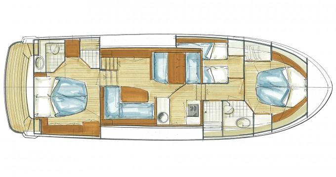 Yacht-Charter in Kinrooi - Linssen Linssen Grand Sturdy 410 AC auf SamBoat
