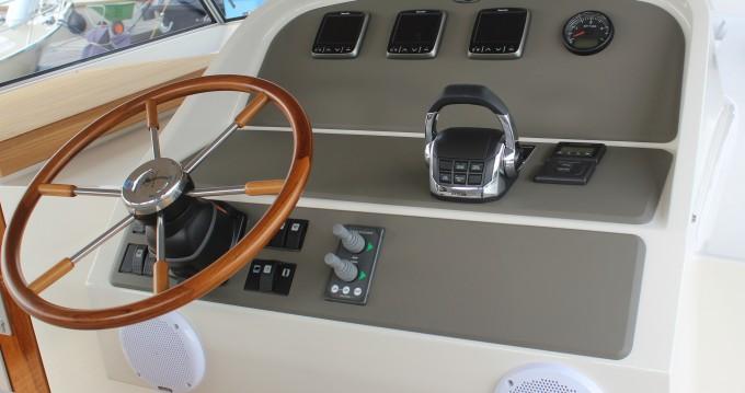 Vermietung Motorboot Linssen mit Führerschein