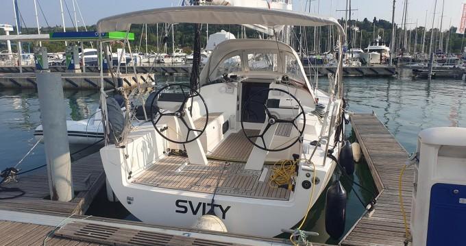 Segelboot mieten in Portorož - Salona Salona 33
