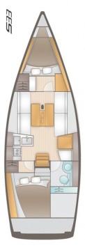 Segelboot mit oder ohne Skipper Salona mieten in Portorož