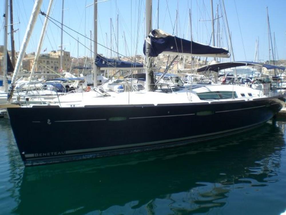 Yacht-Charter in Peloponnese - Bénéteau Oceanis 46 - 4 cab. auf SamBoat