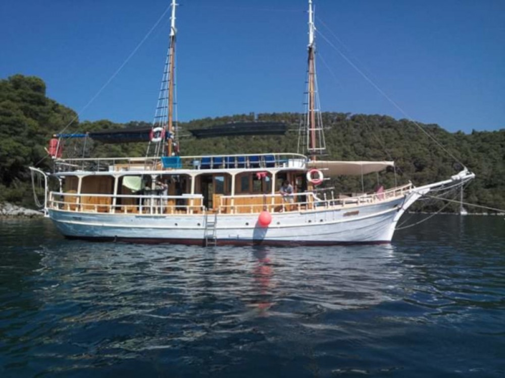 Yacht-Charter in Split -  Gulet auf SamBoat