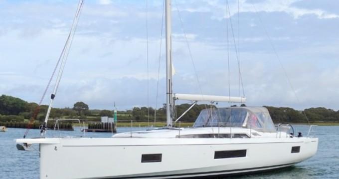 Segelboot mieten in Lefkada (Island) - Bénéteau Oceanis 51.1