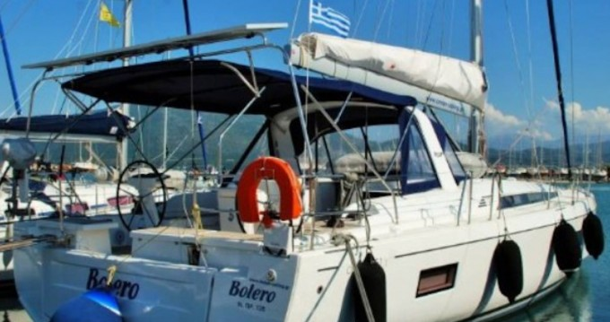 Bootsverleih Lefkada (Island) günstig Oceanis 51.1