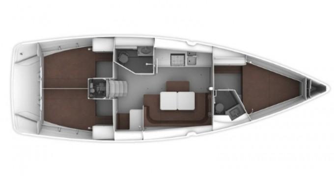 Segelboot mieten in Lefkada (Island) - Bavaria Cruiser 41