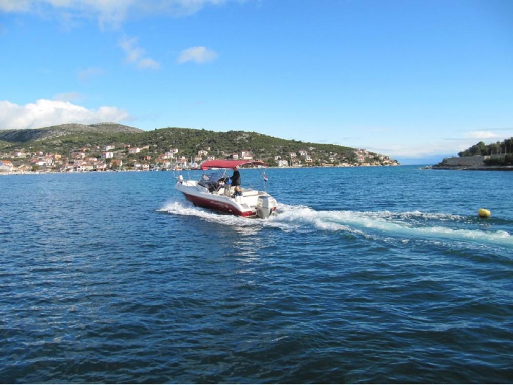 Motorboot mit oder ohne Skipper Atlantic mieten in