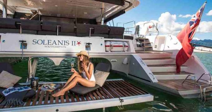 Yacht-Charter in Salerno - Lagoon Lagoon 620 auf SamBoat