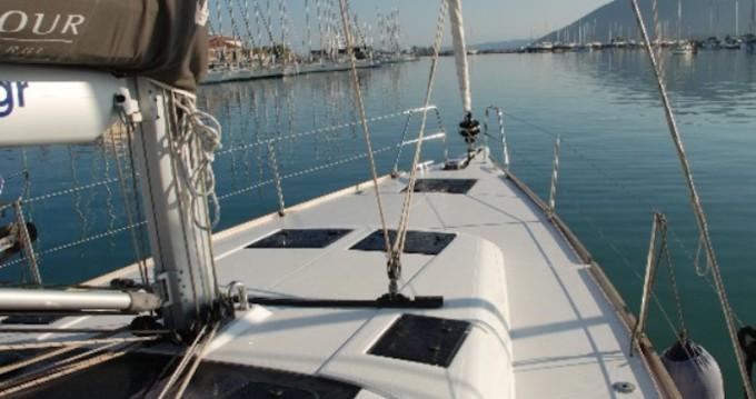 Dufour Dufour 460 Grand Large zwischen Privatpersonen und professionellem Anbieter Lefkada (Island)