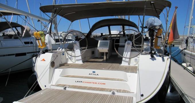 Ein Bavaria Cruiser 51 mieten in Lanzarote