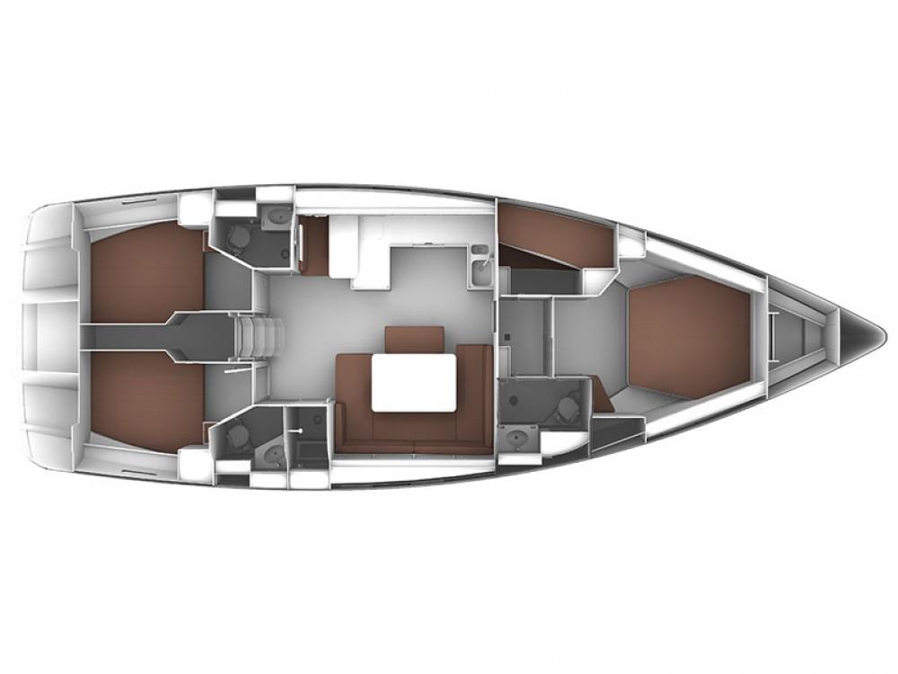 Bootsverleih Bavaria Bavaria Cruiser 51 Arrecife Samboat
