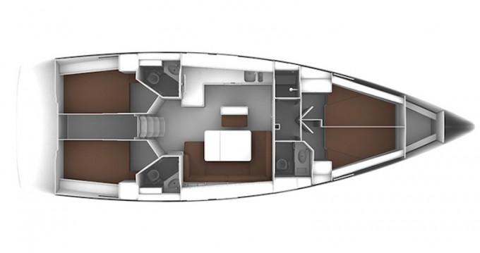 Segelboot mieten in Cagliari - Bavaria Cruiser 46