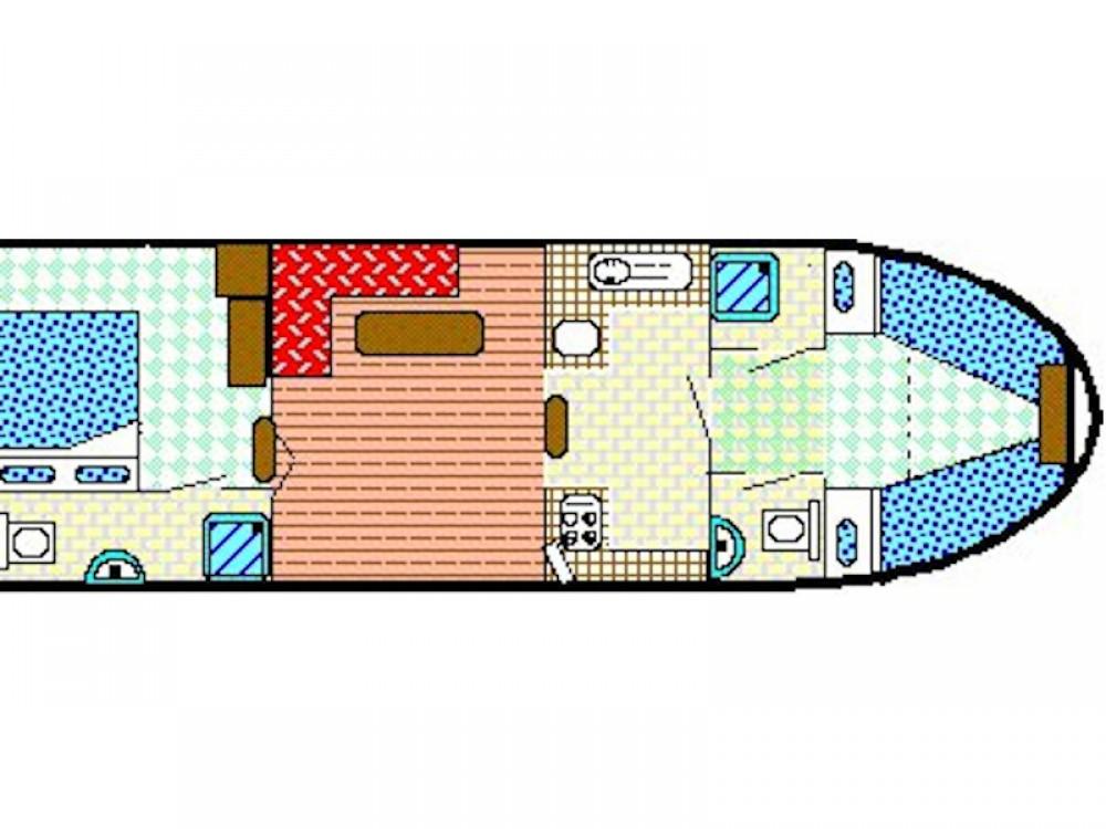 Motorboot mieten in Capestang -  EuroClassic 129