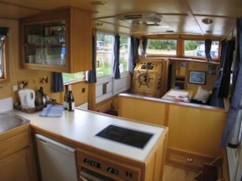 Vermietung Motorboot  mit Führerschein