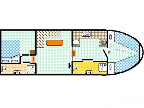 Yacht-Charter in Vermenton - Viking Burgundy 1200 auf SamBoat